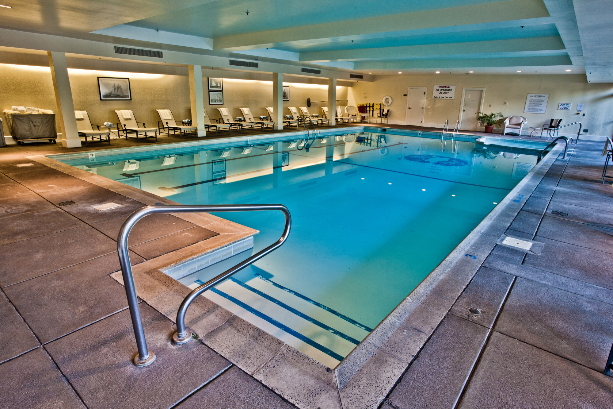 5 reasons to buy a condo at ocean edge leighton realty for Swimming pools nyc indoor