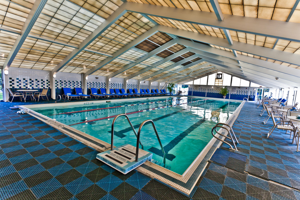 fletcher indoor outdoor pool - Olympic Swimming Pool Lanes