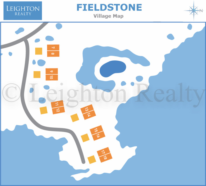 Fieldstone Map - Ocean Edge
