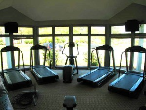 The Villages Cardio Room