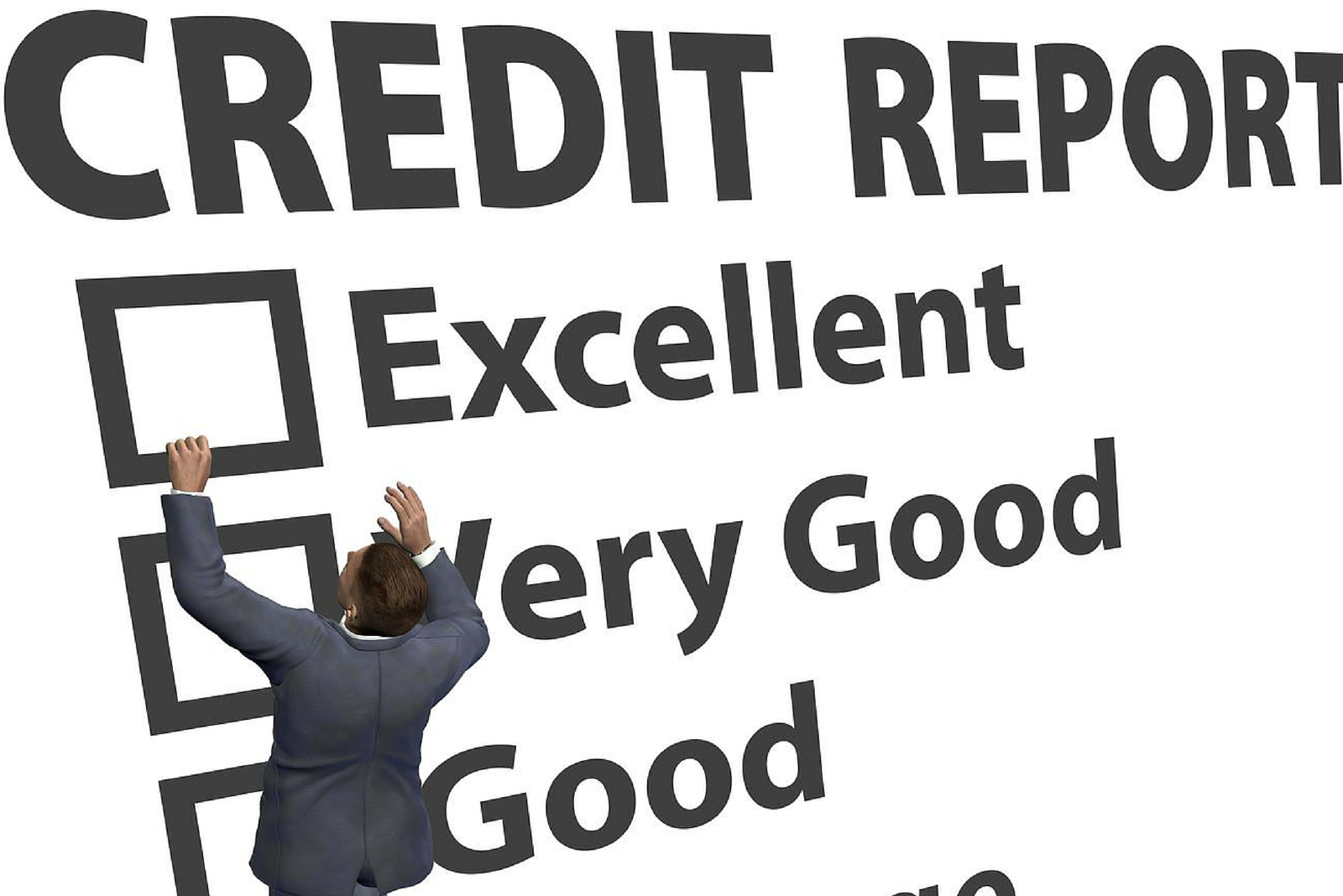 Clean Up Your Credit Score Before You Buy