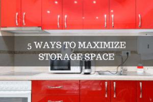 5 Ways to Maximize Storage Space Of Your Ocean Edge Condo