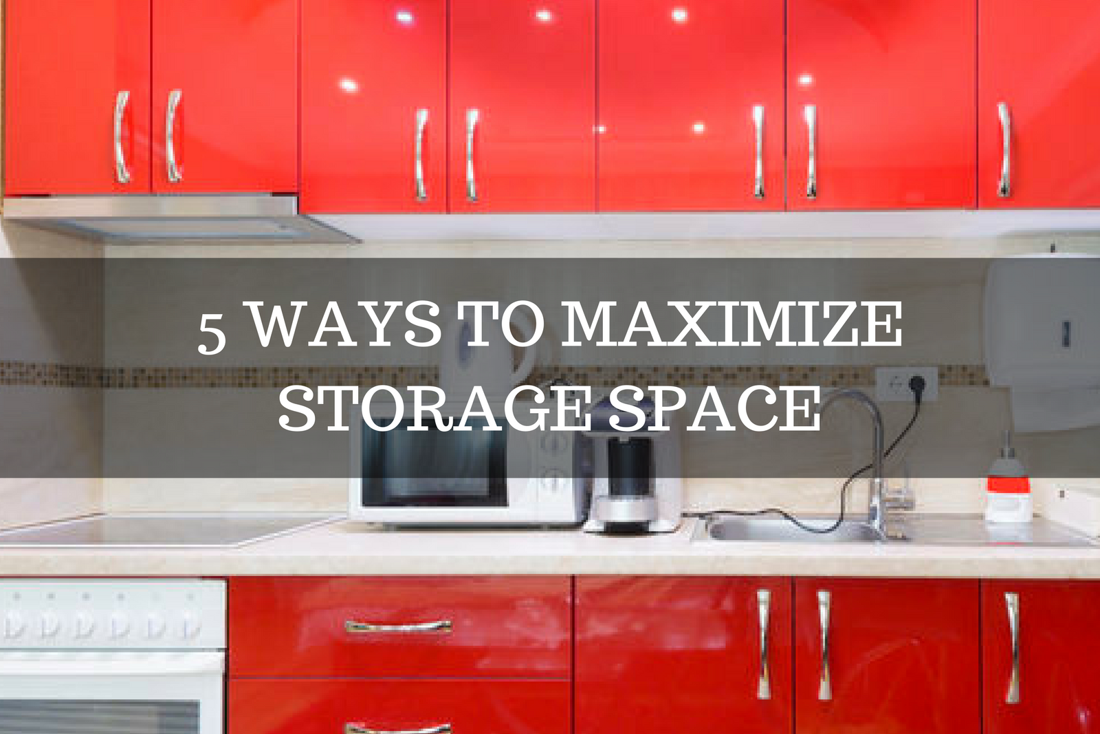 5 Ways to Maximize Storage Space Of Your Ocean Edge Condo